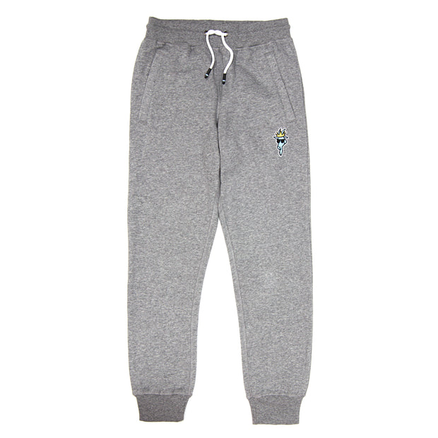 OG Fleece Joggers::Gray