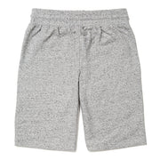 Men's Knitted Sweat Shorts::Heather Gray