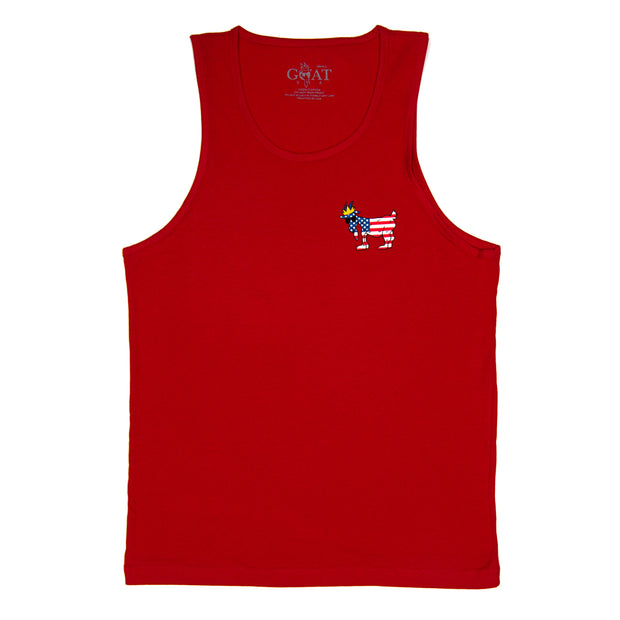 Freedom Tank Top:: Red