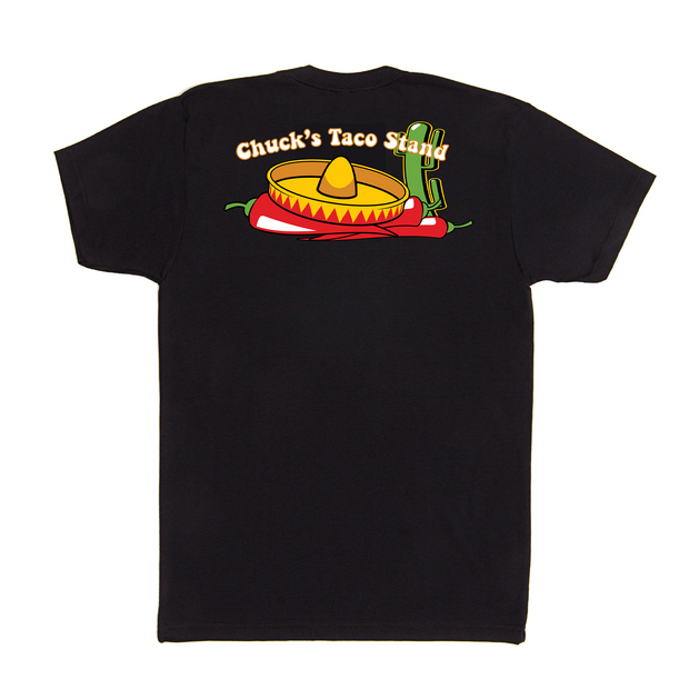 Taco GOAT T-Shirt:: Black