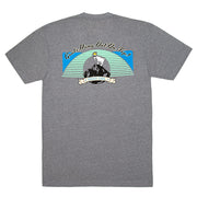 On Top T-shirt::Gray