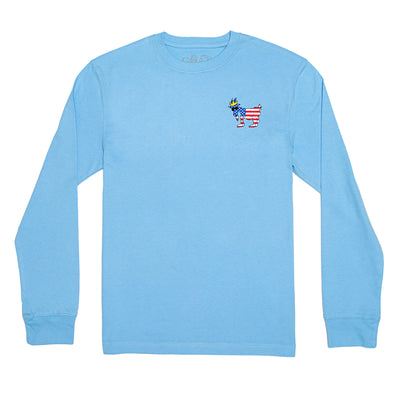 Freedom LST::Carolina Blue