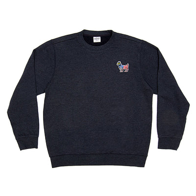 Freedom Crewneck::Navy