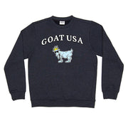 "The ""Big GOAT"" Crewneck::Navy"