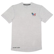 Freedom GOAT USA FIT::White