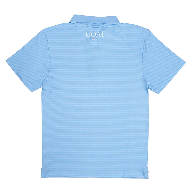 Golf Polo::Carolina Blue