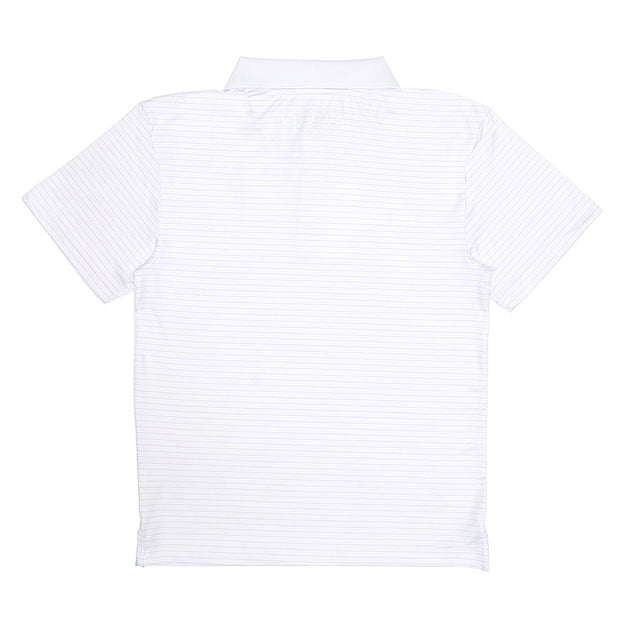 Golf Polo::White