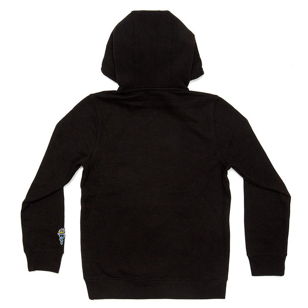 Hooded Sweatshirt::Black