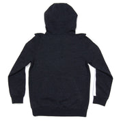 Hooded Sweatshirt (with Stripe)::Navy