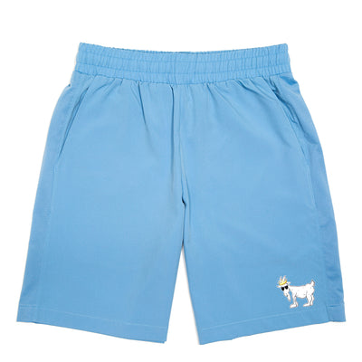 Men's Athletic Shorts::Light Blue