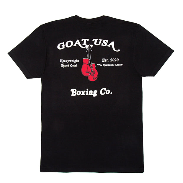 Champion Boxing T-Shirt::Black