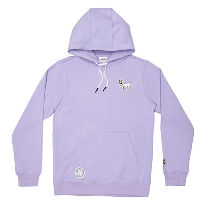 OG Hooded Sweatshirt::Lavender Lush