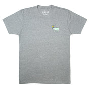 Shamrock T-Shirt::Gray