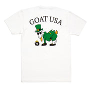 Leprechaun T-Shirt::White