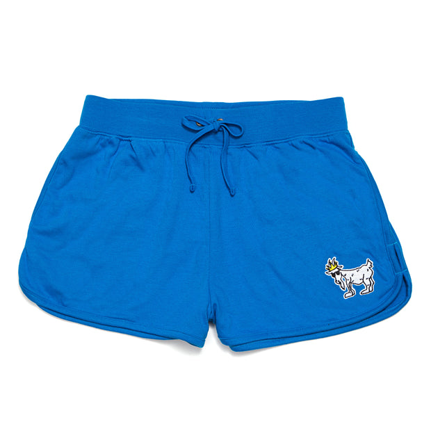 Women's Relaxed Sweat Shorts::Royal