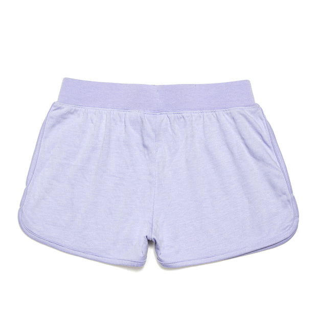 Women's Relaxed Sweat Shorts::Lavender