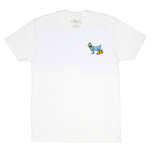 Cash Money T-Shirt:: White
