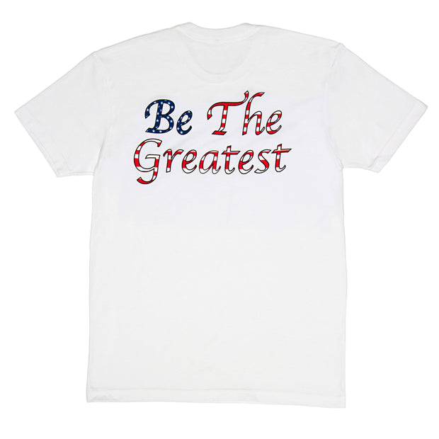Freedom Be The Greatest T-Shirt:: White