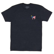 Freedom Be The Greatest T-Shirt:: Navy