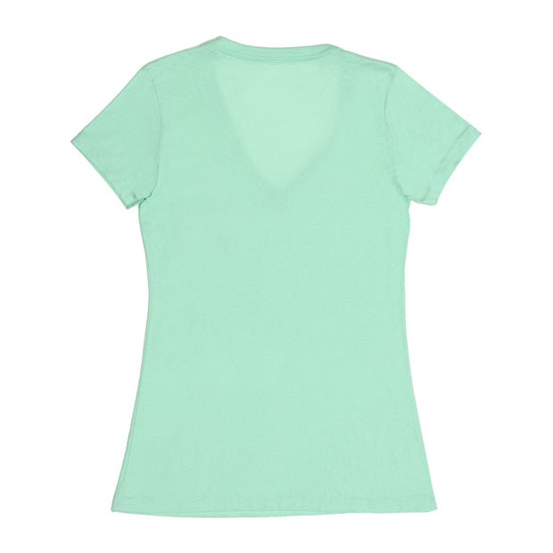OG V-Neck T-Shirt::Mint