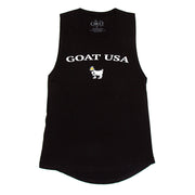 Signature Logo Tank Top::Black