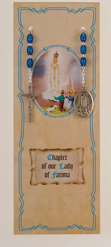 Our Lady of Fatima Chaplet - Gerken's Religious Supplies