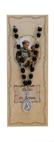 St. Anthony Chaplet - Gerken's Religious Supplies