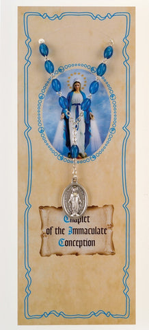 Immaculate Conception Chaplet - Gerken's Religious Supplies
