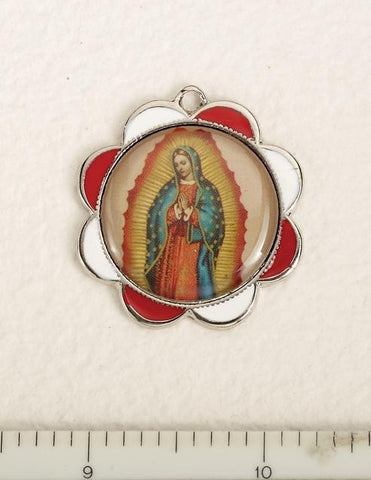 Our Lady of Guadalupe Key Chain - Gerken's Religious Supplies