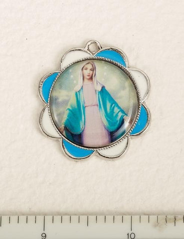 Our Lady of Grace Key Chain - Gerken's Religious Supplies