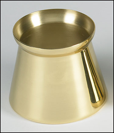 "3"" Brass Follower"