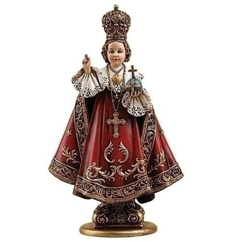 "Infant of Prague 8"" Statue - Gerken's Religious Supplies"