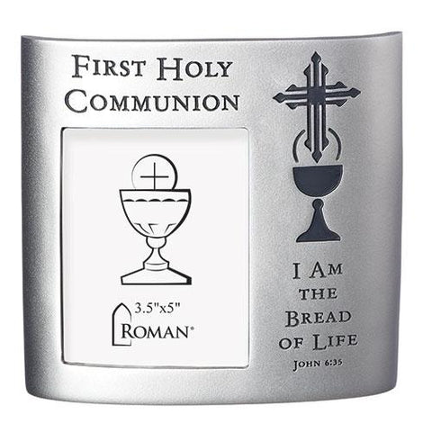 Bread of Life First Communion Frame - Gerken's Religious Supplies
