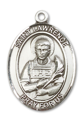 St. Lawrence Sterling Silver Medal