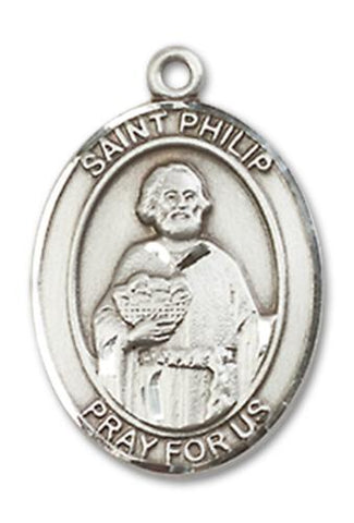 St. Philip the Apostle Sterling Silver Medal