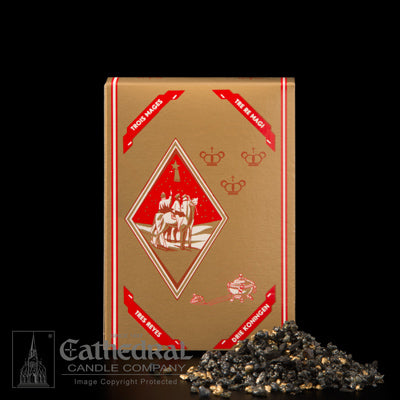 3 Kings Pontifical Blend Incense