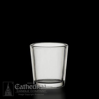 15 Hour Votive Glasses - Multiple Color Options - Gerken's Religious Supplies