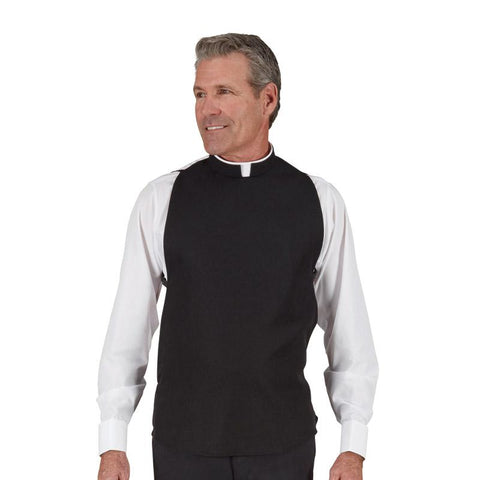 Roman Shirtfront with Plain Front - 100% Polyester - Gerken's Religious Supplies