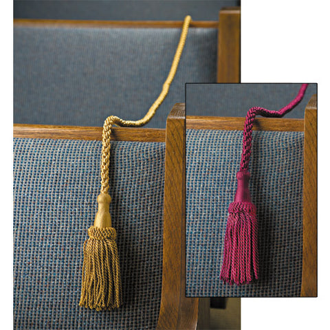Weighted Pew Rope - Gerken's Religious Supplies