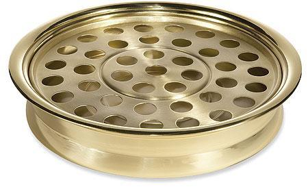 Solid Brass Communion Tray - Gerken's Religious Supplies