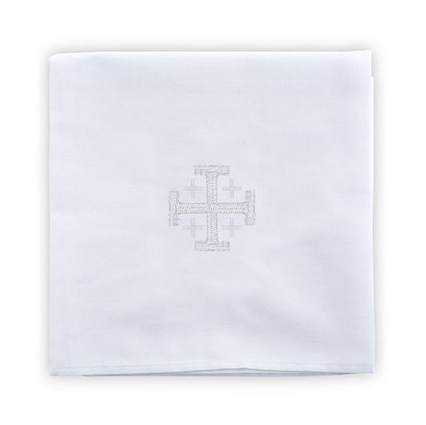 Jerusalem Cross Corporal - Poly/Cotton - Gerken's Religious Supplies