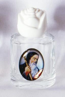 St. Benedict Holy Water Bottle - Gerken's Religious Supplies