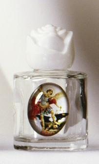 St. Michael Holy Water Bottle - Gerken's Religious Supplies