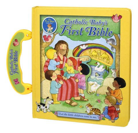 Catholic Baby's First Bible - Gerken's Religious Supplies