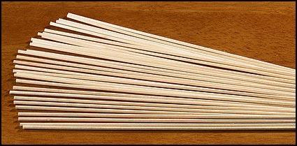 Wood Lighting Sticks - Thick, 500 Count
