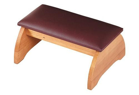 Personal Kneeler Pecan Finish - Gerken's Religious Supplies