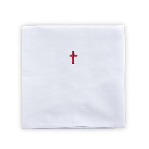 Red Cross Corporal - Poly/Cotton - Gerken's Religious Supplies