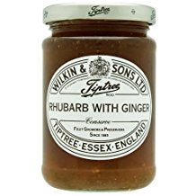Tiptree Rhubarb With Ginger - London Calling