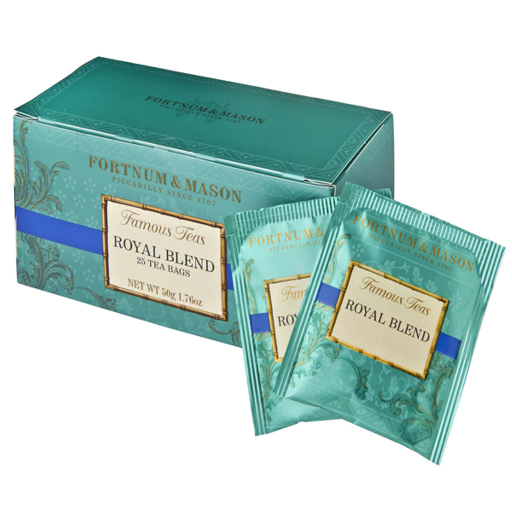 Royal Blend Tea by Fortnum & Mason - London Calling