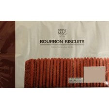 Simply M&S Bourbon Biscuits - London Calling
